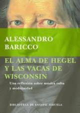 alma de Hegel las vacas de Wisconsin, El