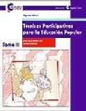 Técnicas participativas para la educación popular (vol 2)