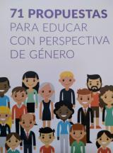 71 Propuestas para educar con perspectiva de genero