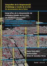 Geografies de la despossessió d'habitatge a través de la crisi. Els desnonaments Marca Palma.